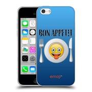 Official Emoji Food Bon Appetit Soft Gel Case For Apple Iphone 5C