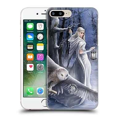 Official Anne Stokes Owls Midnight Messenger Hard Back Case For Apple Iphone 7 Plus