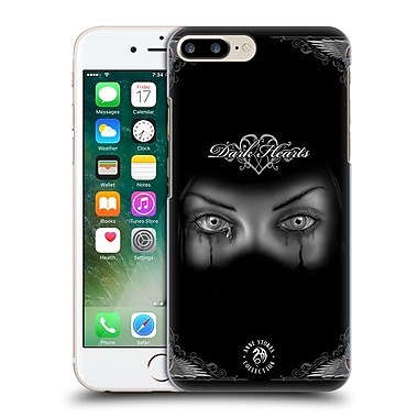 Official Anne Stokes Gothic Sad Eyes Hard Back Case For Apple Iphone 7 Plus