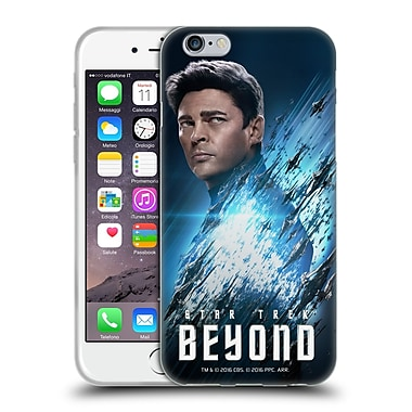 Official Star Trek Characters Beyond Xiii Mccoy Soft Gel Case For Apple Iphone 6 / 6S