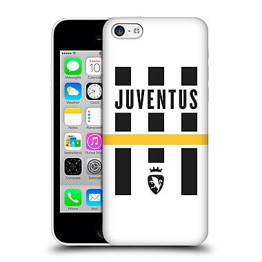 Official Juventus Football Club Lifestyle Logo Explosion Hard Back Case For Apple Iphone 5C