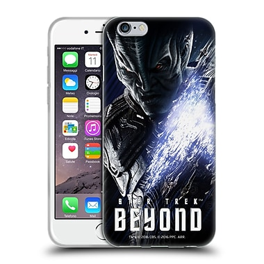 Official Star Trek Characters Beyond Xiii Krall Soft Gel Case For Apple Iphone 6 / 6S