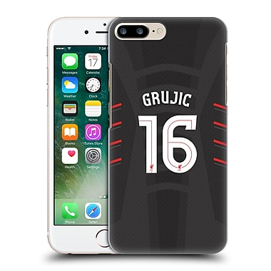 Official Liverpool Football Club Players Away Kit 16/17 Group 2 Grujic Hard Back Case For Apple Iphone 7 Plus