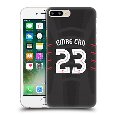 Official Liverpool Football Club Players Away Kit 16/17 Group 1 Emre Can Hard Back Case For Apple Iphone 7 Plus