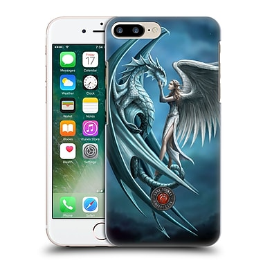 Official Anne Stokes Dragon Friendship Silverback Hard Back Case For Apple Iphone 7 Plus