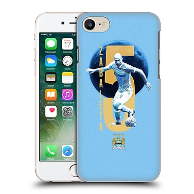Official Manchester City Man City Fc Players Pablo Zabaleta Hard Back Case For Apple Iphone 7