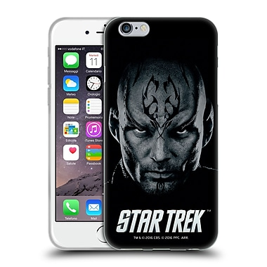 Official Star Trek Characters Reboot Xi Nero Soft Gel Case For Apple Iphone 6 / 6S