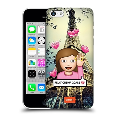 Official Emoji Photo Graphic Relationship Goals Hard Back Case For Apple Iphone 5C