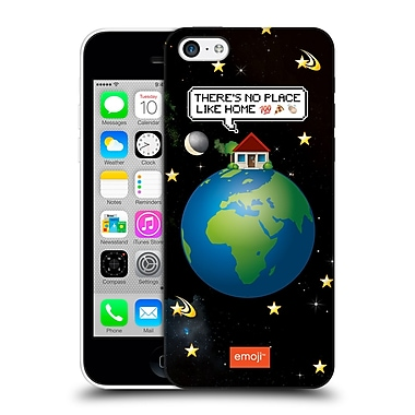 Official Emoji Space Home Hard Back Case For Apple Iphone 5C