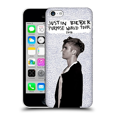 Official Justin Bieber Purpose World Tour 2016 Hard Back Case For Apple Iphone 5C