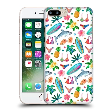 Official Micklyn Le Feuvre Summer Patterns Dotty Summer Beach Hard Back Case For Apple Iphone 7 Plus