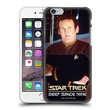 Official Star Trek Iconic Characters Ds9 Miles O'Brien Hard Back Case For Apple Iphone 6 / 6S