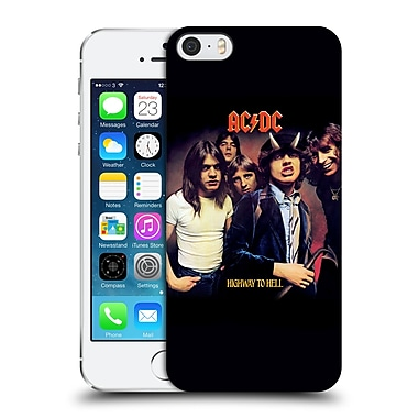 Official Ac/Dc Acdc Album Cover Highway To Hell Hard Back Case For Apple Iphone 5 / 5S / Se