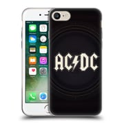 Official Ac/Dc Acdc Logo Speaker Soft Gel Case For Apple Iphone 7