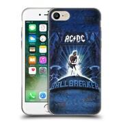 Official Ac/Dc Acdc Album Art Ballbreaker Soft Gel Case For Apple Iphone 7