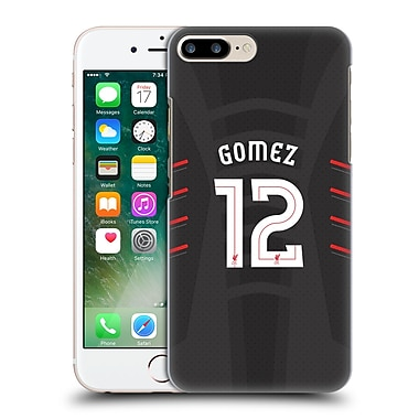 Official Liverpool Football Club Players Away Kit 16/17 Group 2 Gomez Hard Back Case For Apple Iphone 7 Plus