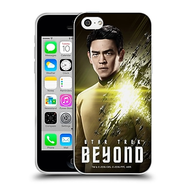 Official Star Trek Characters Beyond Xiii Sulu Soft Gel Case For Apple Iphone 5C