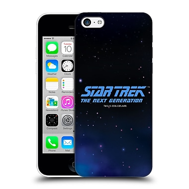 Official Star Trek Key Art The Next Generation Hard Back Case For Apple Iphone 5C