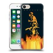 Official Ac/Dc Acdc Album Art Bonfire Soft Gel Case For Apple Iphone 7