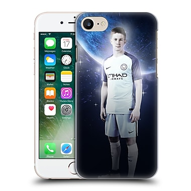 Official Manchester City Man City Fc Power Players De Bruyne Hard Back Case For Apple Iphone 7