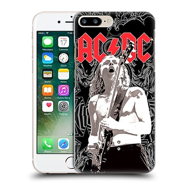 Official Ac/Dc Acdc Solo Angus Young Ornament Hard Back Case For Apple Iphone 7 Plus
