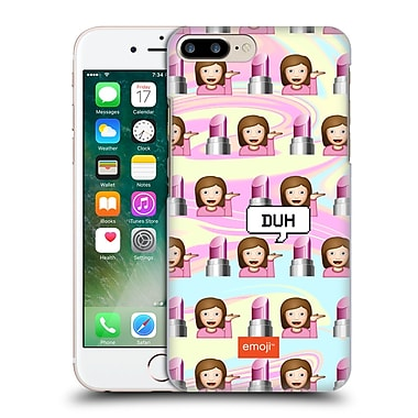 Official Emoji Speech Bubbles Sassy Lady Hard Back Case For Apple Iphone 7 Plus