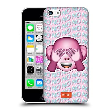 Official Emoji Pastel Sass No Hard Back Case For Apple Iphone 5C
