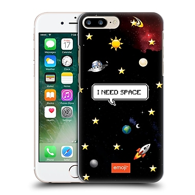 Official Emoji Space I Need Hard Back Case For Apple Iphone 7 Plus