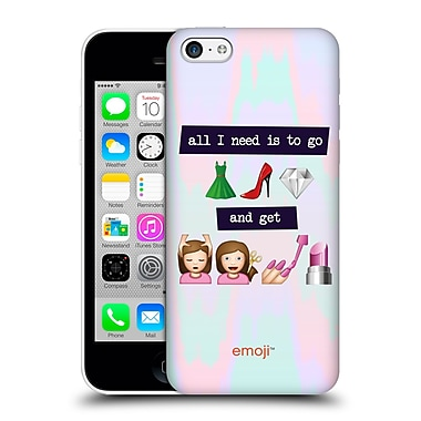 Official Emoji So Sassy All I Need Hard Back Case For Apple Iphone 5C