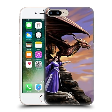 Official Anne Stokes Dragons 2 Sentinel Hard Back Case For Apple Iphone 7 Plus