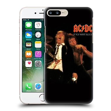 Official Ac/Dc Acdc Album Cover If You Want Blood Hard Back Case For Apple Iphone 7 Plus