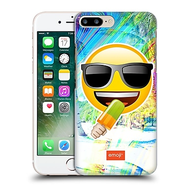 Official Emoji Solos Sunglasses Hard Back Case For Apple Iphone 7 Plus