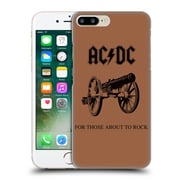 Official Ac/Dc Acdc Album Cover For Those About To Rock Hard Back Case For Apple Iphone 7 Plus