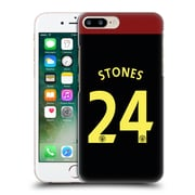 Official Manchester City Man City Fc Away Kit 2016/17 1 Stones Hard Back Case For Apple Iphone 7 Plus