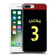 Official Manchester City Man City Fc Away Kit 2016/17 1 Sagna Hard Back Case For Apple Iphone 7 Plus