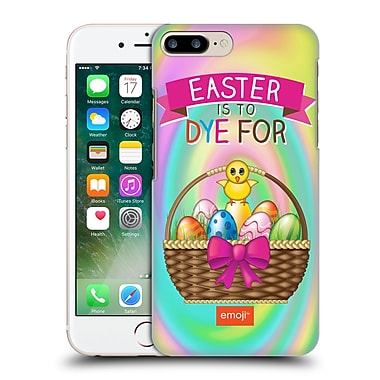 Official Emoji Easter To Dye For Hard Back Case For Apple Iphone 7 Plus