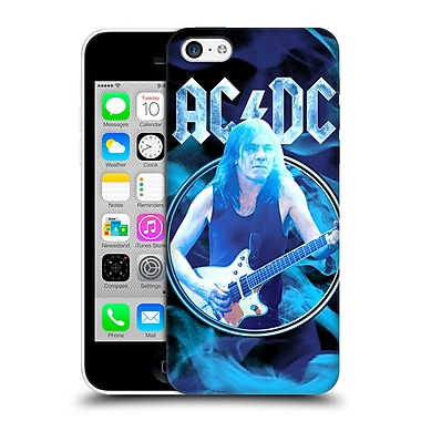 Official Ac/Dc Acdc Solo Malcom Young Hard Back Case For Apple Iphone 5C