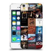 Official Ac/Dc Acdc Collage Album Covers Hard Back Case For Apple Iphone 5 / 5S / Se