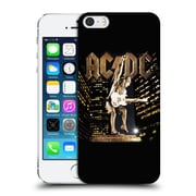 Official Ac/Dc Acdc Album Art Stiff Upper Lip Hard Back Case For Apple Iphone 5 / 5S / Se