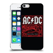 Official Ac/Dc Acdc Album Art Rock N Roll Train Hard Back Case For Apple Iphone 5 / 5S / Se