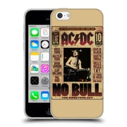 Official Ac/Dc Acdc Album Art No Bull Soft Gel Case For Apple Iphone 5C