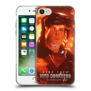 Official Star Trek Movie Stills Into Darkness Xii Spock Soft Gel Case For Apple Iphone 7