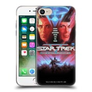 Official Star Trek Movie Posters Tos The Final Frontier Soft Gel Case For Apple Iphone 7