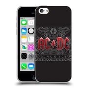 Official Ac/Dc Acdc Album Art Black Ice Soft Gel Case For Apple Iphone 5C