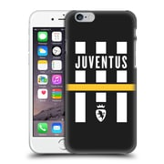 Official Juventus Football Club Lifestyle Logo Explosion Black Hard Back Case For Apple Iphone 6 / 6S