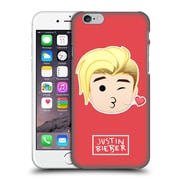 Official Justin Bieber Justmojis Kiss Hard Back Case For Apple Iphone 6 / 6S