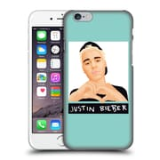 Official Justin Bieber Justmojis Love Hand Sign Hard Back Case For Apple Iphone 6 / 6S