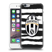 Official Juventus Football Club Lifestyle Zebra Stripes Hard Back Case For Apple Iphone 6 / 6S