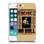 Official Ac/Dc Acdc Album Art No Bull Soft Gel Case For Apple Iphone 5 / 5S / Se
