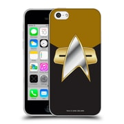 Official Star Trek Uniforms And Badges Ds9 Operations Soft Gel Case For Apple Iphone 5C